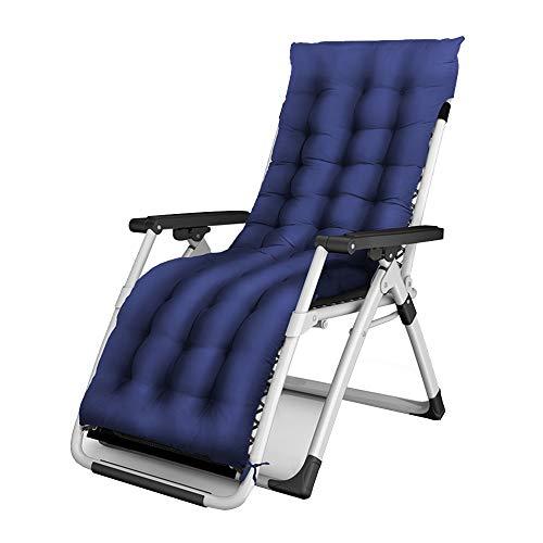 Chaise longue YNN Chaise Pliante inclinables Chaise de Bureau Chaise de conférence Chaise de ménage 5 Couleurs (Couleur : 5)
