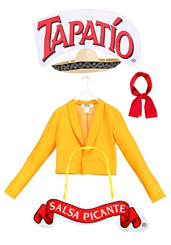 Tapatio: Adult Tapatio Man Costume Large Yellow