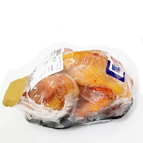 フランス産ホロホロ鳥若鳥 パンタドー丸鳥 約1Kg (冷凍)