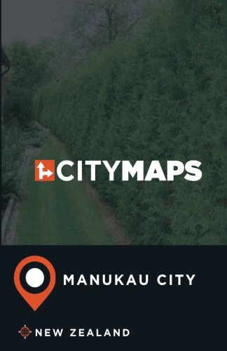 City Maps Manukau City New Zealand