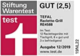 Zoom IMG-1 tefal re4588 raclette color negro