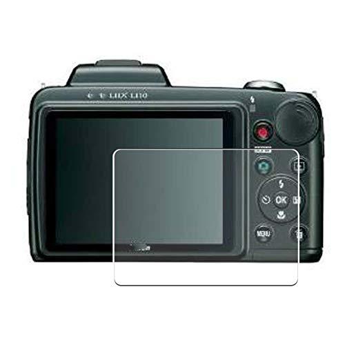 Vaxson 3 Stück Schutzfolie, kompatibel mit Nikon Coolpix L110, Displayschutzfolie TPU Folie [ nicht Panzerglas ]