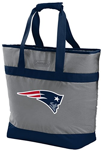 NFL 30 Can Soft Sided Tote Cooler, New England Patriots