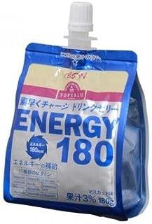 (トップバリュ) TOPVALU サプリメント 素早くチャージ ドリンクゼリー ENERGY 180 マスカット味 .. .