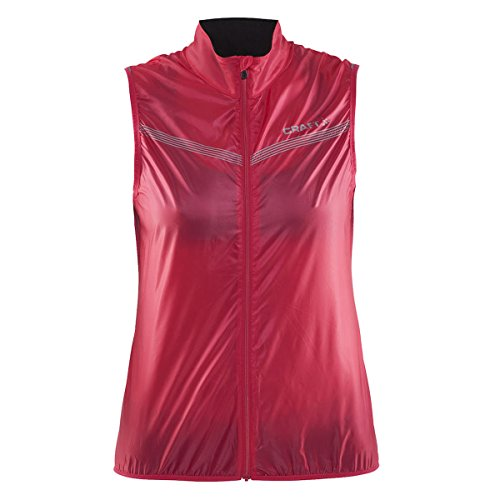 Craft Featherligt Chaleco, Mujer, Rosa (Push), M
