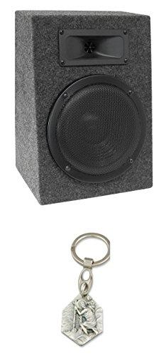 Rockwood Box/Paar MPA-2020, Lautsprecher, Boxen (902988200711) mit Anhänger Hlg. Christophorus