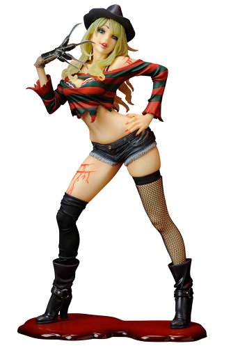 Freddy vs. Jason Freddy Krueger Bishoujo Statue