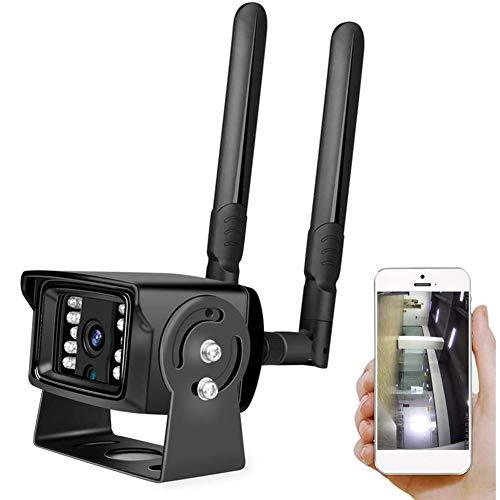 Full HD 1080P 4G Tarjeta SIM Wi-Fi Cámara IP Caja de metal ONVIF Mini cámaras de seguridad para CCTV para exteriores con detección de movimiento Visión nocturna, a prueba de agua a prueba de a