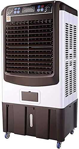 LLGBD Electrodomésticos Refrigeradores evaporativos Hogar, Ventilador de enfriamiento Industrial móvil, Aire Acondicionado pequeño Enfriamiento Comercial refrigerado por Agua Enfriamiento único