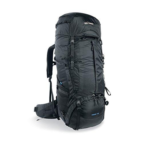 Tatonka Herren Yukon 70+10 Rucksack, Black, 78 x 34 x 25 cm