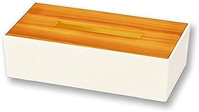 カノー ティッシュケース ベージュ サイズ:26.5×13×7.5cm