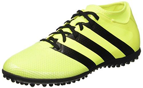 adidas Herren Ace 16.3 Primemesh Tf Fußballschuhe, Gelb, 48 2/3 EU