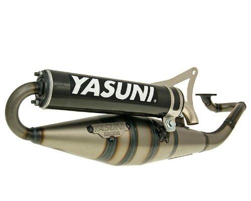 Auspuff Yasuni Scooter Z Carbon für Yamaha Aerox 50 Cat. (03-12)