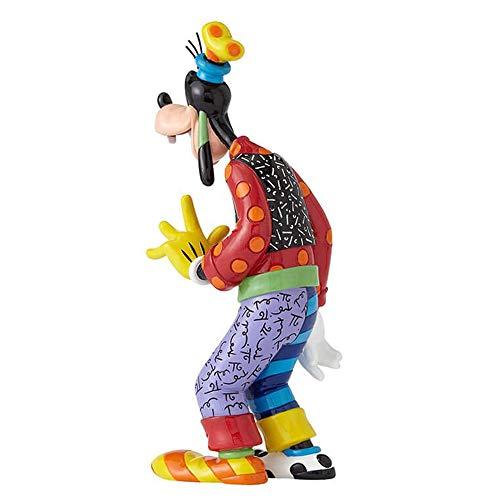 Disney by Britto Goofy 85th Anniversary Stone Resin Figurine