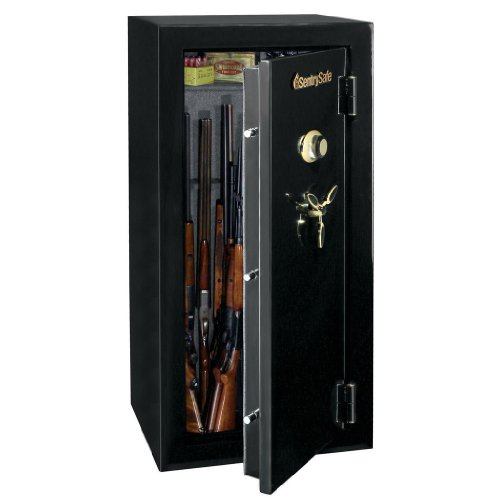 24 Gun Fire Safe with Combination Lock By Sentry Safe