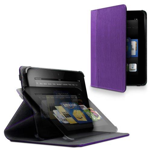 Marware Vibe Custodia/Stand per Kindle Fire HD 8,9', colore: Viola (adatta solo per Kindle Fire HD 8,9')
