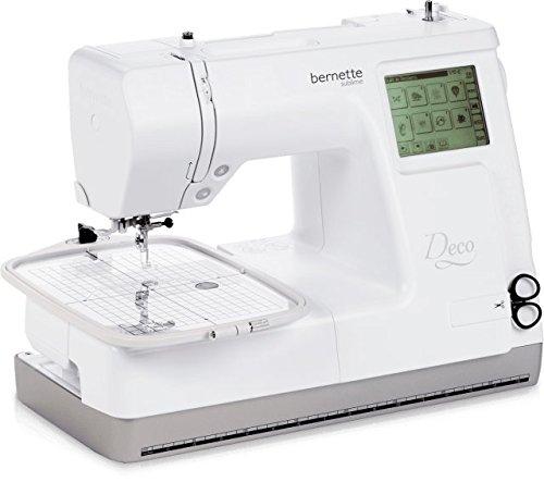Bernette 340 Deco Swiss Design Embroidery Machine