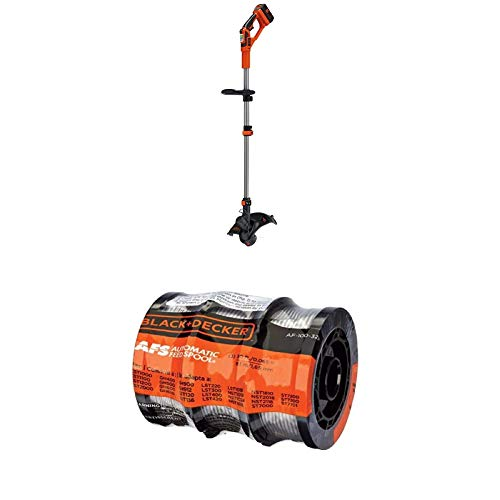 Black & Decker LST136W 40V Max Lithium String Trimmer and...