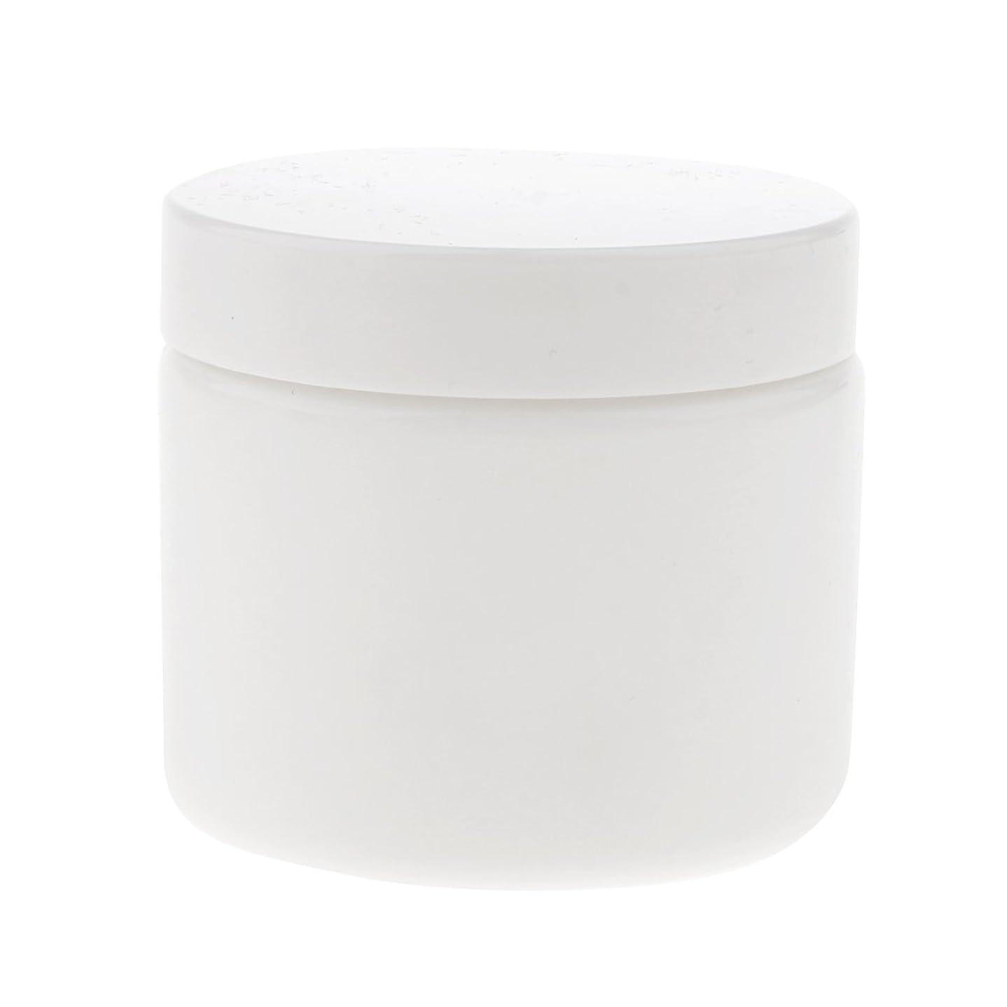 熟達した湿気の多いパイントBaosity 化粧ポット コスメ クリーム ジャー 詰替え用 小分け容器 出張 旅行 防水 全2サイズ - 100g