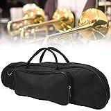 Borsa da tasca per tromba di alta qualità, leggero design a doppia cerniera Accessori per tromba, principianti per operazioni domestiche Violoncello