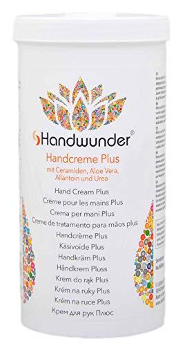 Handwunder Handcreme Plus, Pflege und Schutz für die Hände mit Ceramiden, 450ml Nachfüll