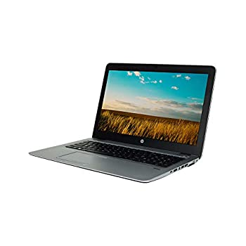 HP EliteBook 850 G3 15.6  FHD Core i7-6600U 2.6GHz 16GB RAM 512GB Solid State Drive Windows 10 Pro 64Bit CAM  RENEWED