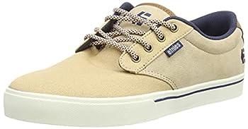 Etnies Men s Jameson 2 Eco Skate Shoe Tan/Tan/Brown