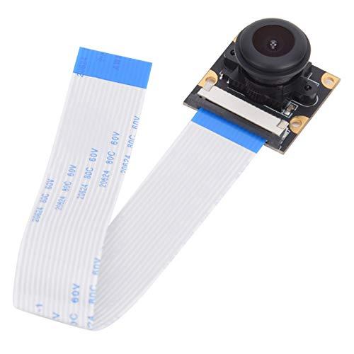3280x2464 Módulo de cámara de 130 °, módulo de cámara de reconocimiento Facial de 8MP con función de reconocimiento Facial, videovigilancia y reconocimiento de Objetos