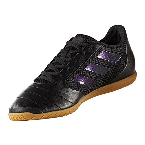 adidas Herren Ace 17.4 Sala Fußballschuhe, Schwarz (Core Black/Core Black/Core Black), 39 1/3 EU
