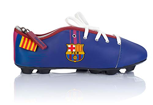 FC Barcelona Beutel - Schuh-Mäppchen FC-232 Barca Fan 7 Federmäppchen, 22 cm, 505019005