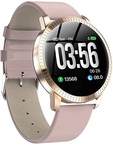 JSL Reloj inteligente para hombre, resistente al agua, IP67, reloj inteligente para mujer, para pareja, recordatorio Bluetooth