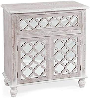 Menzzo Buffet Commode, M.D.F, Bois, 75