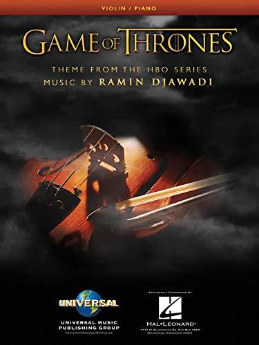 PELICULAS - Game of Thrones Theme (Juego de Tronos) para Violin y Piano (Ramin Djawadi)