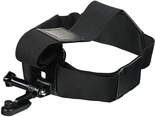 Bresser Kopfhalterung für Action Cams & NV Binokular (3x & 1x NV) mit elastischen Bändern zur individuellen Anpassung