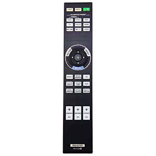 INTECHING RM-PJ25 Projector Remote Control for Sony VPL-GTZ1,...
