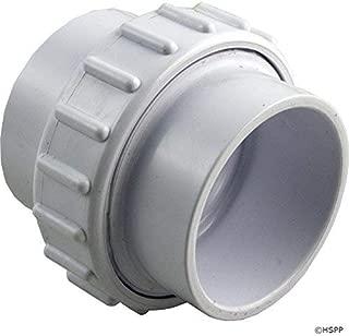Super-Pro 21049-200-000 Slip by Slip Self Aligning Union Pool Pump Parts, 2-Inch