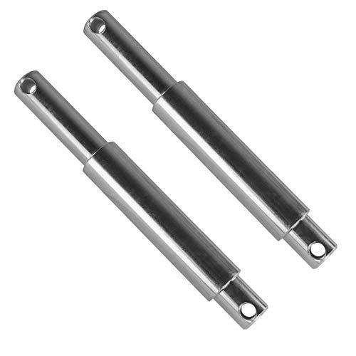 Unterlenker Stufenbolzen | Kat 1-2 | 204 mm Gesamtlänge | Bolzen | Kategorie | Unterlenker | | Frontlader | Dreipunktaufnahme | 3-Punkt | Traktor | Trecker