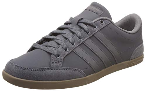 Adidas Men's Caflaire Grefiv/Grefou/Gum5 Tennis Shoes-9 UK/India (43 1/3 EU) (B43742)
