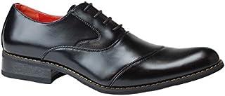 [アルフレッドギャレリア] ビジネスシューズ AG911 メンズ 内羽根 ストレートチップ 紳士靴
