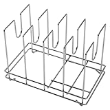 American Metalcraft 18040 Pizza Screen Rack, Chome-Plated Steel, Holds 96 Screens