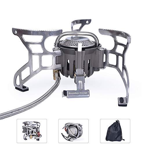 Boundless Voyage High Power Portable Leichtgewicht Gasherd Campingkocher für das Kochen im Freien