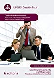Gestión fiscal. ADGD0108 (Spanish Edition)