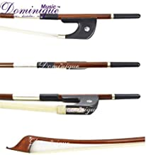 Model DM2629 Double Bass Bow 3/4 Size Top Brazil Wood German Type … (3/4 - Size)