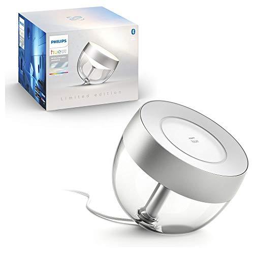 PHILIPS HUE LAMP IRIS GEN4 SILVER EDICIÓN LIMITADA 929002376701 26454000