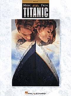 TITANIC - arrangiert für Violine [Noten / Sheetmusic] Komponist: HORNER JAMES