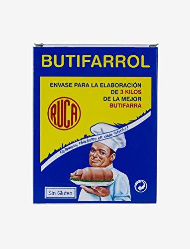 Butifarrol - Envase para la elaboración de 3 Kilos de la mejor Butifarra o Longaniza (ESTE PRODUCTO NO CONTIENE GLUTEN NI LACTOSA.)