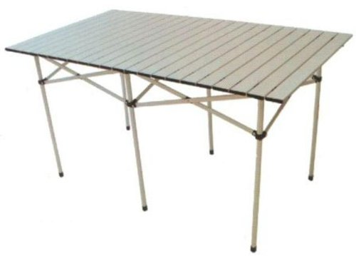 Table droite Camping