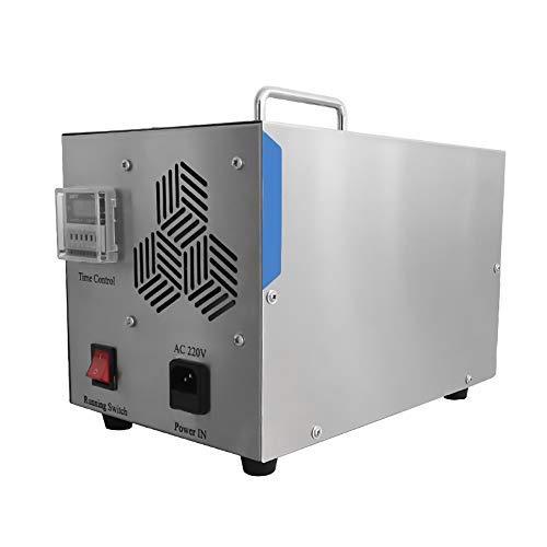 Generador de ozono para purificación de aire y agua profesional, hasta 300...