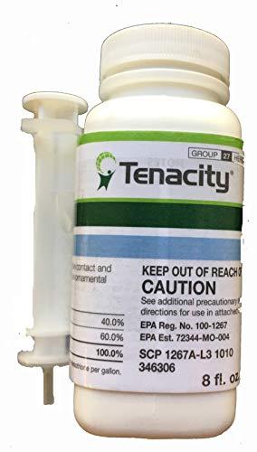 Syngenta 46256 Tenacity 8oz Herbicide, Clear