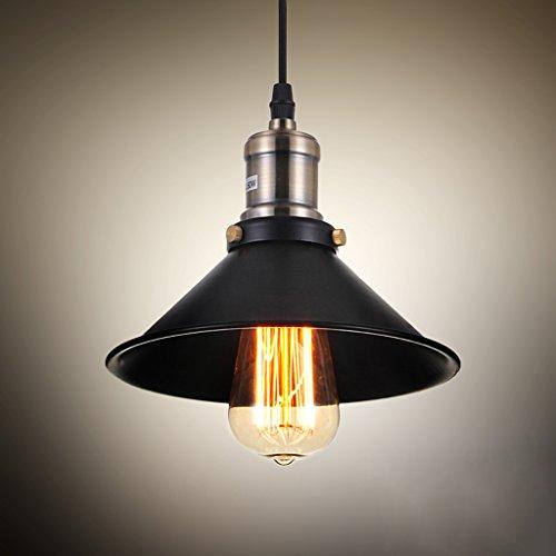 Adelaide - style américain simple chandelier à vent industriel Café Iron Retro Warehouse Creative Café Restaurant Light